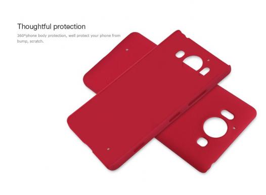 Чехол Nillkin Matte для Microsoft Lumia 950 (+ пленка)
