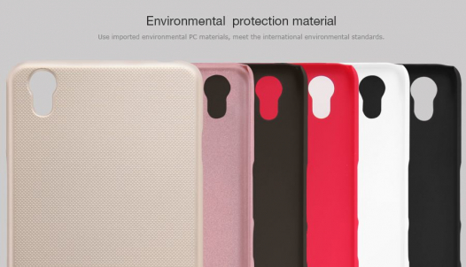 Чехол Nillkin Matte для OnePlus X (+ пленка)