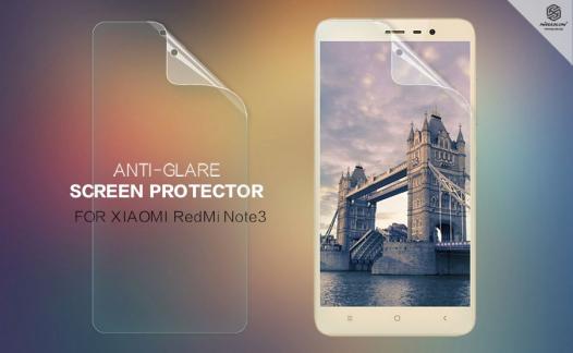 Защитная пленка Nillkin для Xiaomi Redmi Note 3 / Redmi Note 3 Pro