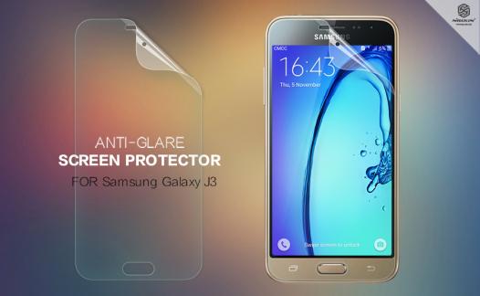 Защитная пленка Nillkin для Samsung J320F Galaxy J3 (2016)