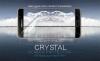 Защитная пленка Nillkin Crystal для Samsung A710F Galaxy A7 (2016)