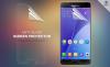 Защитная пленка Nillkin для Samsung A710F Galaxy A7 (2016)