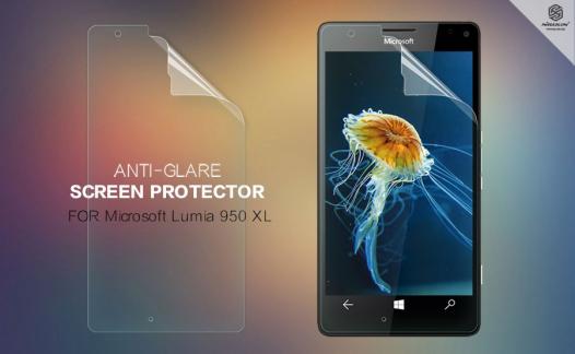 Защитная пленка Nillkin для Microsoft lumia 950 XL