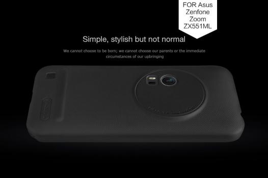 Чехол Nillkin Matte для Asus Zenfone Zoom (ZX551ML) (+ пленка)
