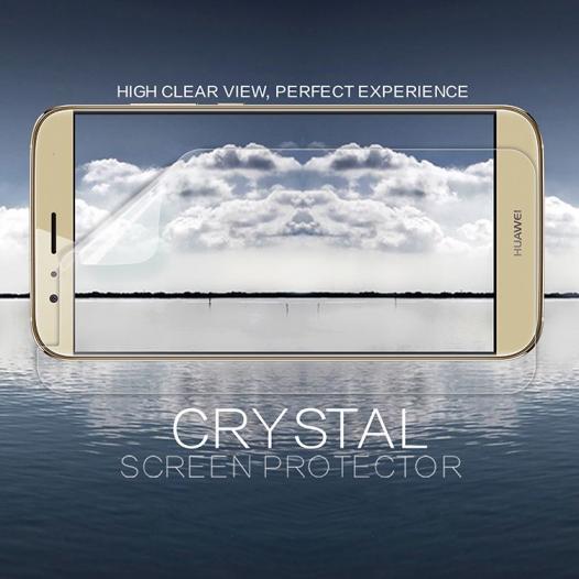 Защитная пленка Nillkin Crystal для Huawei G8 / GX8