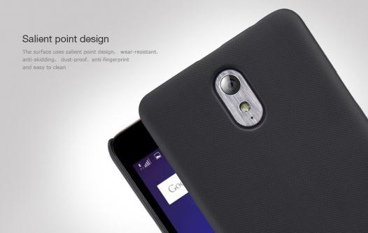 Чехол Nillkin Matte для Lenovo Vibe P1m (+ пленка)