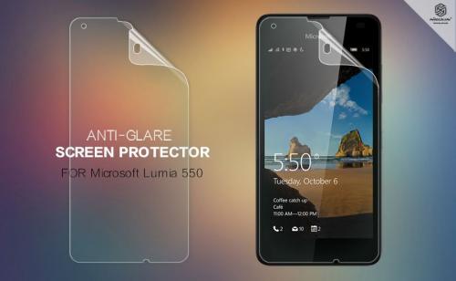 Защитная пленка Nillkin для Microsoft Lumia 550