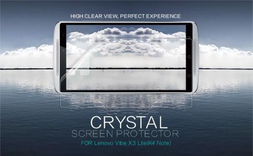 Защитная пленка Nillkin Crystal для Lenovo Vibe X3 Lite (A7010) / K4 Note