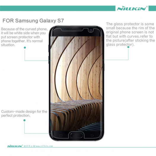 Защитная пленка Nillkin для Samsung G930F Galaxy S7