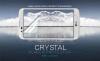 Защитная пленка Nillkin Crystal для LG K10 K410/K430DS