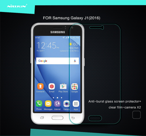 Защитное стекло Nillkin Anti-Explosion Glass (H) для Samsung J120F Galaxy J1 (2016)