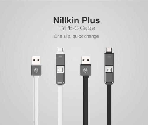 Кабель Nillkin Type-C/MicroUSB Combo 120 см
