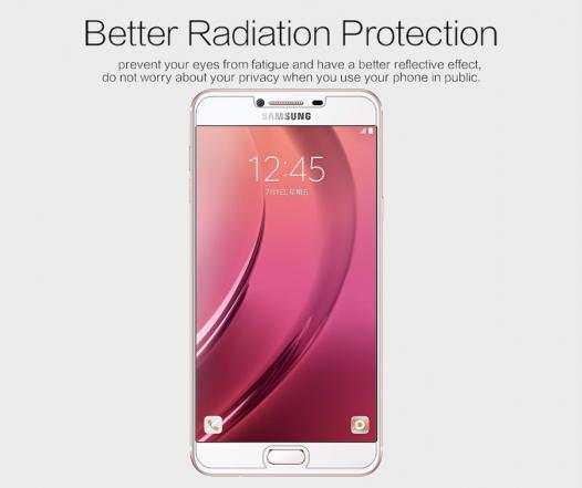 Защитная пленка Nillkin для Samsung Galaxy C7
