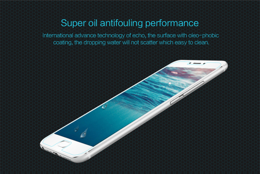 Защитное стекло Nillkin Anti-Explosion Glass Screen (H) для Meizu MX6
