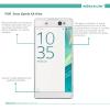 Защитная пленка Nillkin Crystal для Sony Xperia XA Ultra Dual