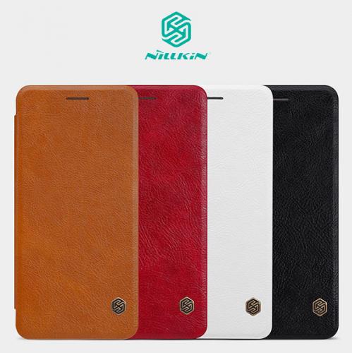 Кожаный чехол (книжка) Nillkin Qin Series для Samsung N930F Galaxy Note 7 Duos