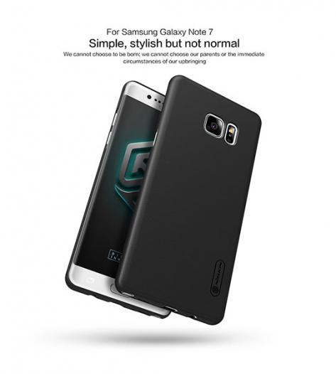 Чехол Nillkin Matte для Samsung N930F Galaxy Note 7 Duos (+ пленка)