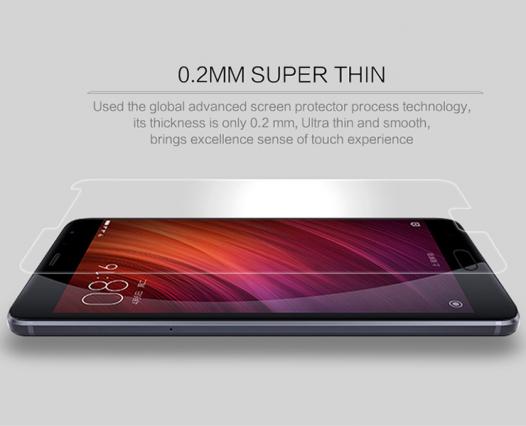 Защитное стекло Nillkin Anti-Explosion (H+ PRO) з. края для Xiaomi Redmi Pro