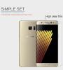 Защитная пленка Nillkin Crystal для Samsung N930F Galaxy Note 7 Duos