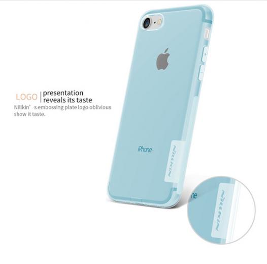 TPU чехол Nillkin Nature Series для Apple iPhone 7 (4.7