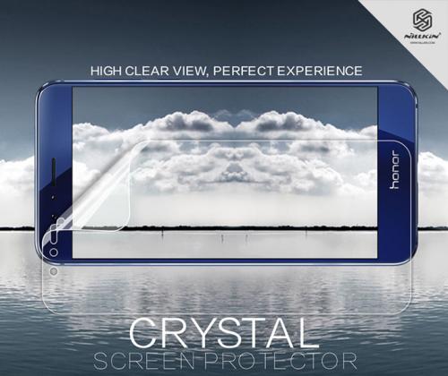 Защитная пленка Nillkin Crystal для Huawei Honor 8