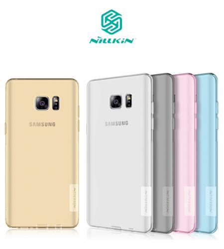TPU чехол Nillkin Nature Series для Samsung N930F Galaxy Note 7 Duos