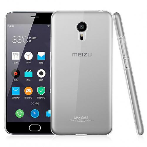 Пластиковая накладка IMAK Crystal Series для Meizu M3 / M3 mini / M3s