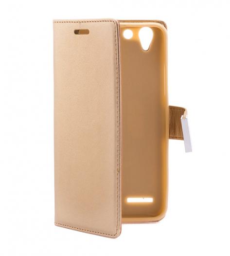Кожаный чехол-книжка Mercury Rich Diary Wallet для Lenovo Vibe K5 / K5 Plus