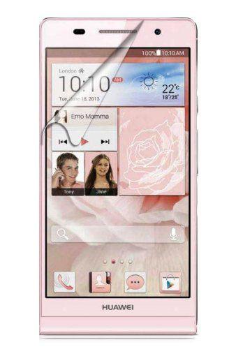 Защитная пленка Ultra Screen Protector для Huawei Ascend P6