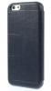 """Кожаный чехол-книжка Grid Design для Apple iPhone 6/6s (4.7"""")"""