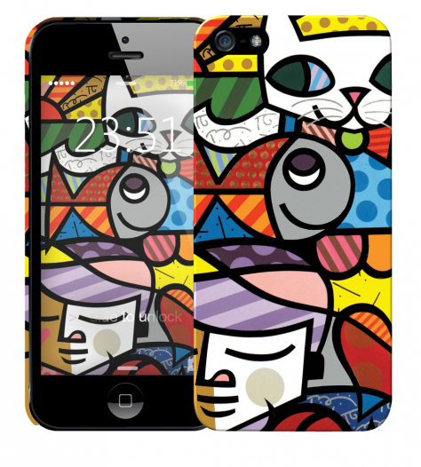 Чехол «Kitty» для Apple iPhone 5/5s