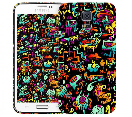 Чехол «ZomboPrty» для Samsung Galaxy S5