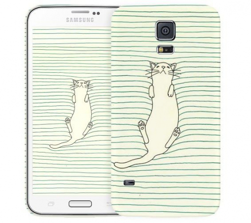 Чехол «Cat» для Samsung Galaxy S5