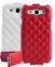 Кожаный чехол Nuoku Only (флип) для Samsung i9300 Galaxy S3 (+ пленка)