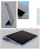 Кожаный чехол Nillkin Spherical Lines для Apple IPAD 3 (+пленка)