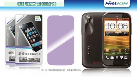 Защитная пленка Nillkin для HTC Desire V/Desire X