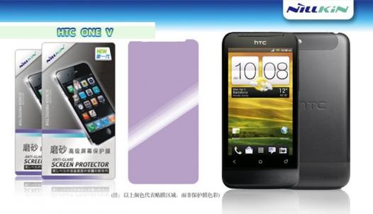 Защитная пленка Nillkin для HTC One V