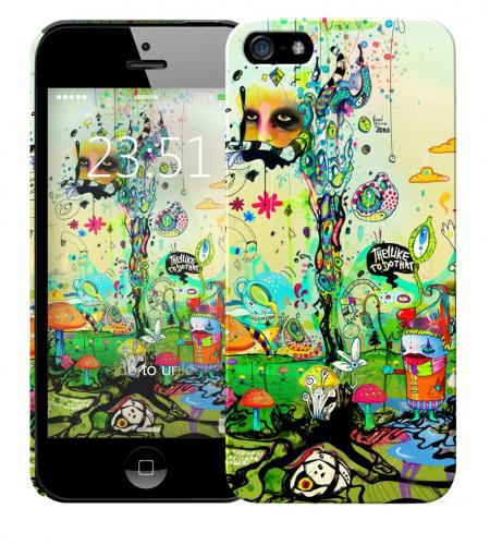 Чехол «MDMA» для Apple iPhone 5/5s