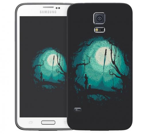 Чехол «Космос» для Samsung Galaxy S5