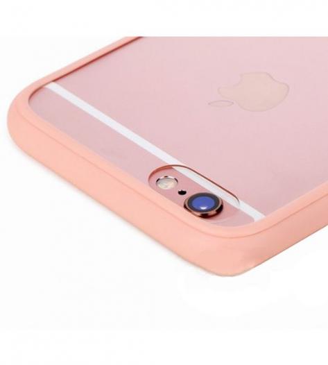 TPU+PC чехол Rock Pure Series для Apple iPhone 6/6s (4.7