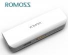 Дополнительный внешний аккумулятор ROMOSS Sailing 1 (PH10-305-01) (2600mAh)