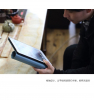 Кожаный чехол (книжка) ROCK Roll Series для Apple IPAD AIR