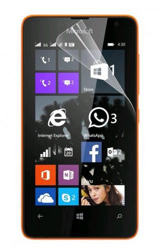 Защитная пленка Ultra Screen Protector для Microsoft Lumia 430