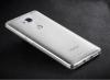 Тонкий прозрачный силиконовый чехол Msvii для Huawei Honor 5X / GR5 с заглушкой +стекло