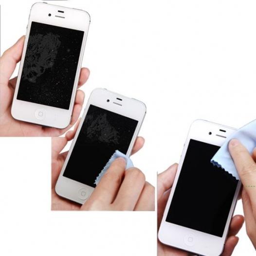 Защитная пленка Nillkin Crystal для Samsung i8530 Galaxy Beam (Анти-отпечатки)