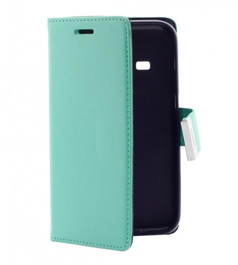 Кожаный чехол-книжка Mercury Rich Diary Wallet для Samsung J120F Galaxy J1 (2016)