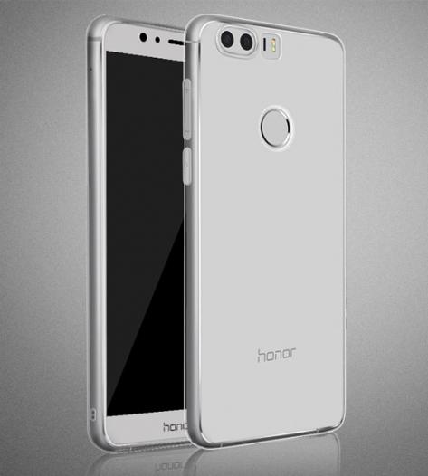 TPU чехол Ultrathin Series 0,33mm для Huawei Honor 8