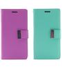 Кожаный чехол-книжка Mercury Rich Diary Wallet для Samsung J320F Galaxy J3 (2016)