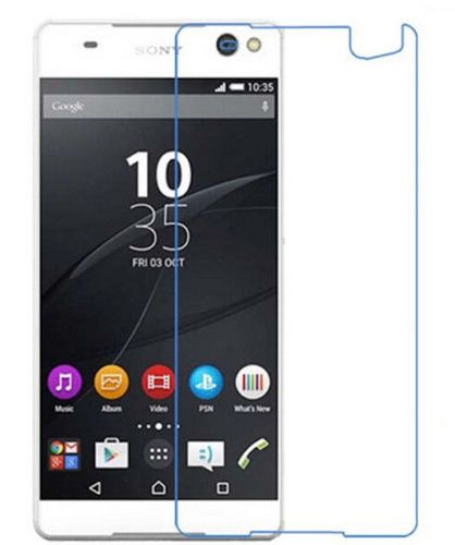 Защитное стекло Ultra Tempered Glass 0.33mm (H+) для Sony Xperia C5 Ultra (картонная упаковка)