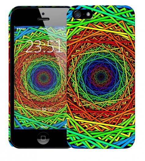 Чехол «Wigl» для Apple iPhone 5/5s